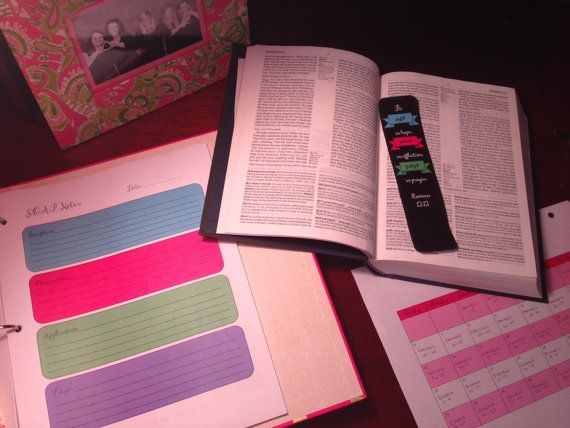 Bible Study Packet - Printable