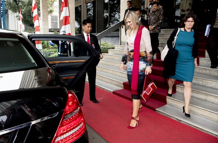 victorysp: Queen Máxima visits Indonedia DAY 3... - Royal Rumormonger