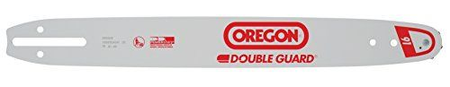 Oregon 120SDEA041 91 Series Double Guard Sprocket-Nose Bar with Mount