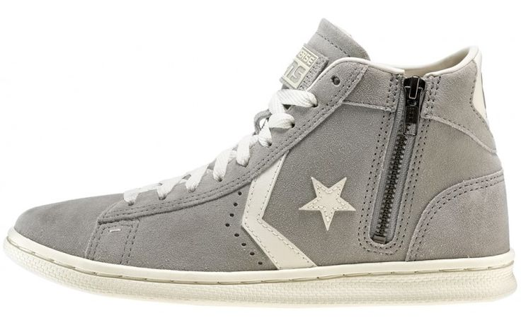 Converse W. Pro Leather Mid Suede Zip FW '13