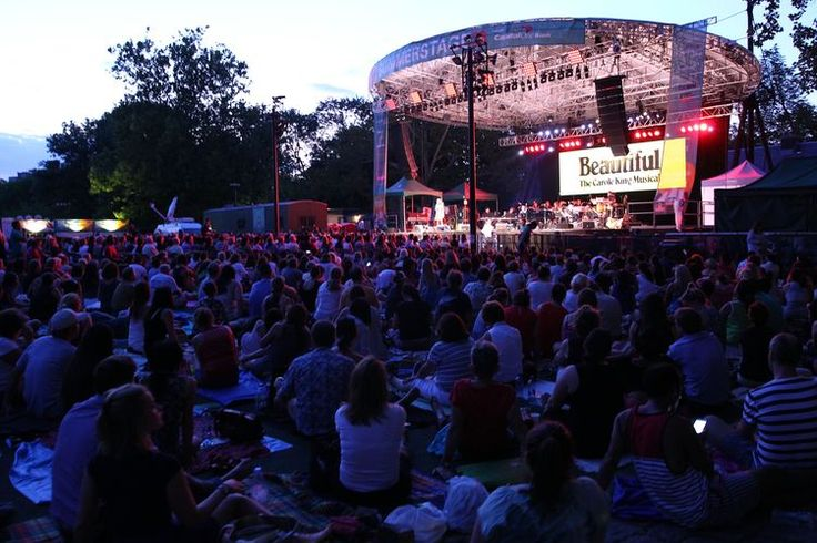 Start Planning Your Summer With These Free Concerts in NYC