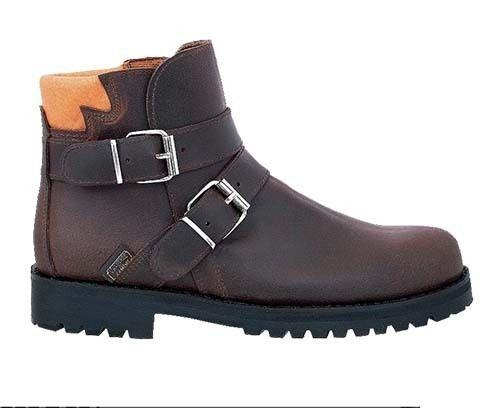 Zapato de seguridad modelo River, sin metal beige Size: 47