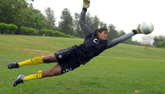 India's first woman in football, meet Aditi Chauhan