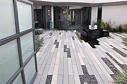 About Stepstone Inc.Ideas, Modern Landscapes, Modern Patios, Beach Style, Gordon Smith, Gardens, Landscapes Architecture, Landscapes Design, Jeffrey Gordon