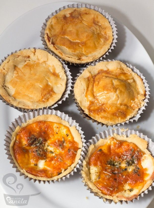 empadinhas - Naminhapanela.com Blog de Culinária