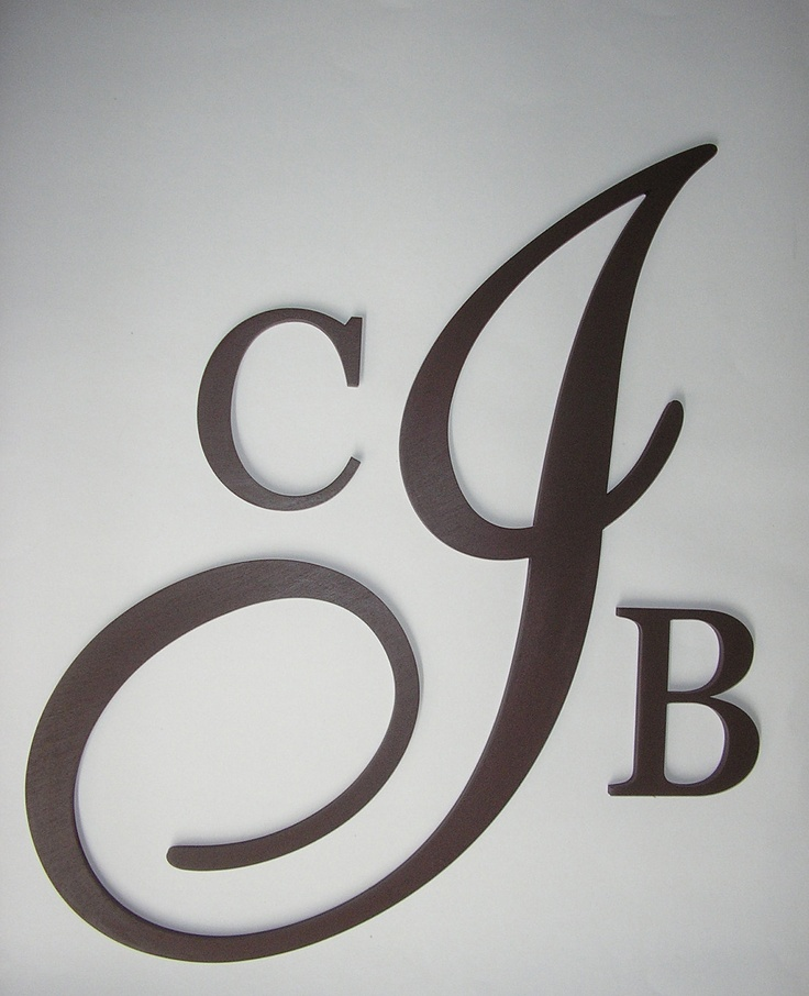 monogram letters for wall best 25 monogram wall letters ideas on wall 16268