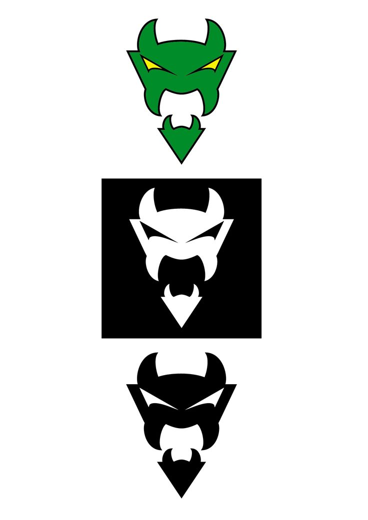 Logo Green Devil