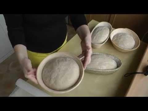Jak upéci více kváskových chlebů - YouTube