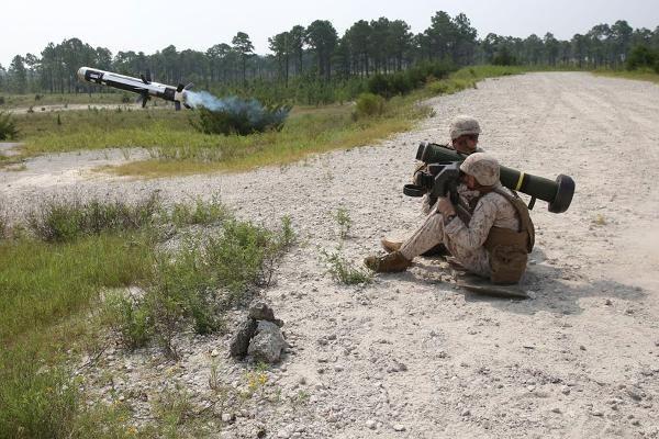 FGM-148 Cirit  Üretici firma  Raytheon  Hizmet  ABD Ordusu, ABD Deniz Piyadeleri  menzil  2.000 metre  savaş başlığı  Yüksek patlayıcı anti-tank