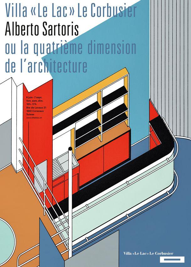 ALBERTO SARTORIS. Or the fourth dimension of architecture.