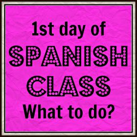 CATEGORY: BEGINNING OF THE YEAR Mis Clases Locas: 1st Day of Spanish Class. I would use this blog to read about how to start off the year well. I do not feel strong in 1st day of school activities, so this blog is helpful for me thinking about how to start the year on the right foot.