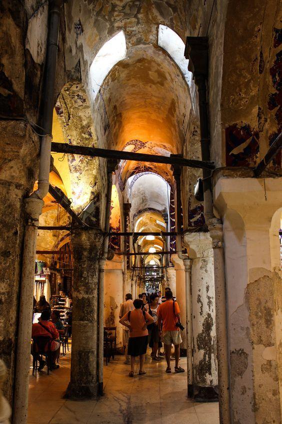 Grand Bazaar, Istanbul: