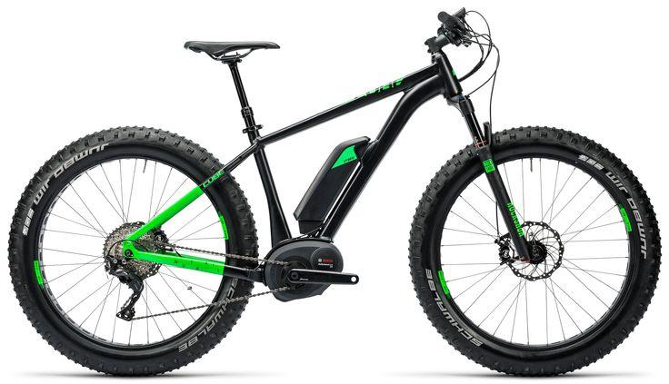Big bike image of Nutrail Hybrid 500