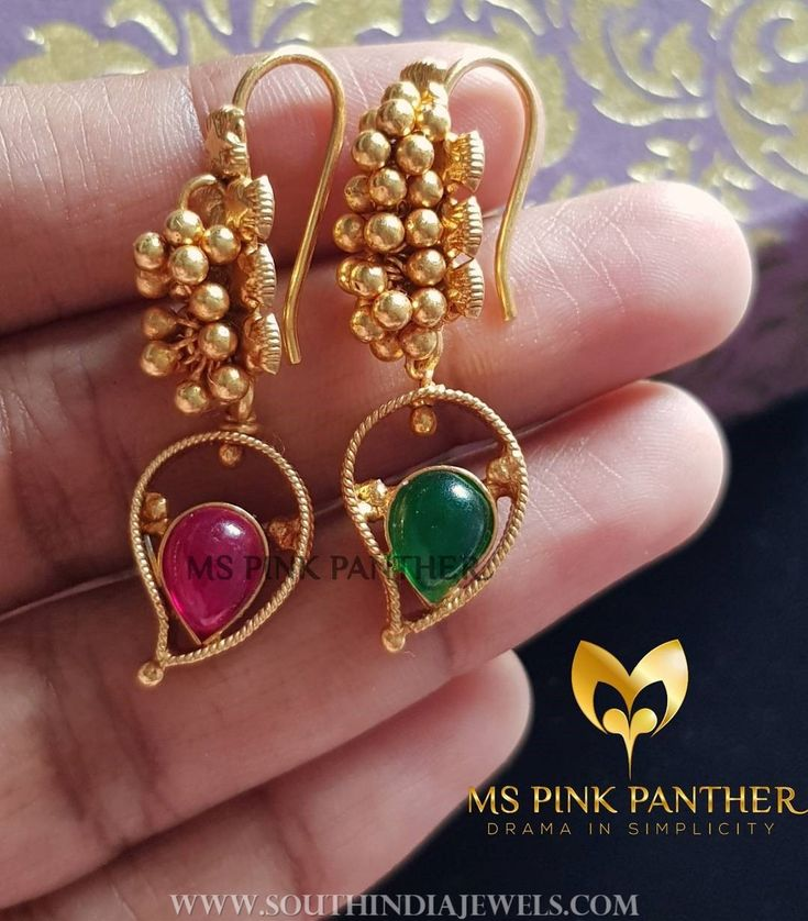 Antique+Hook+Earrings+From+Ms+Pink+Panthers