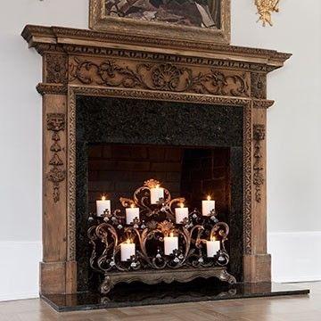 Ambella Home Collection - Elise Fireplace Candelabra - 05156-465-001