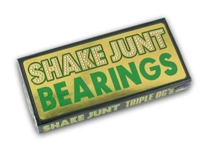 Shake Junt Abec 7 TRIPLE OG Skateboard Bearings