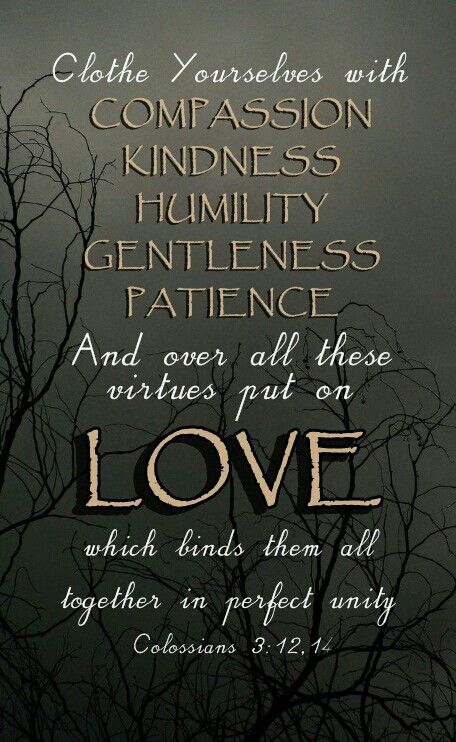 ~Love one another