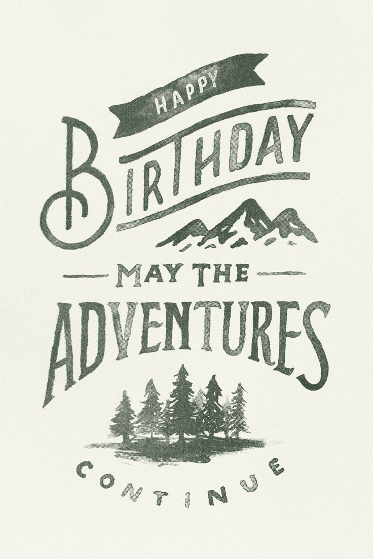 Best 30 Birthday Quotes Collection | Quotes Words Sayings may the adventures continue