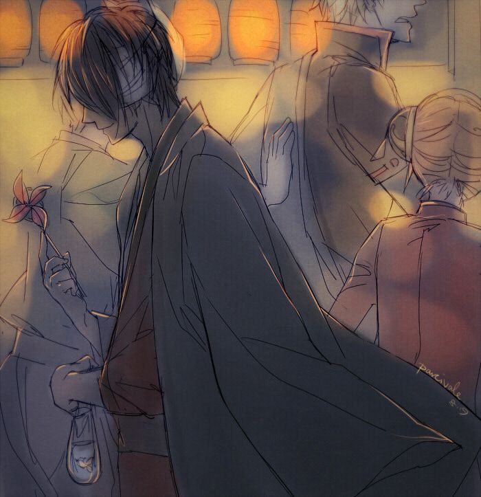 389 Best Images About Gintama On Pinterest