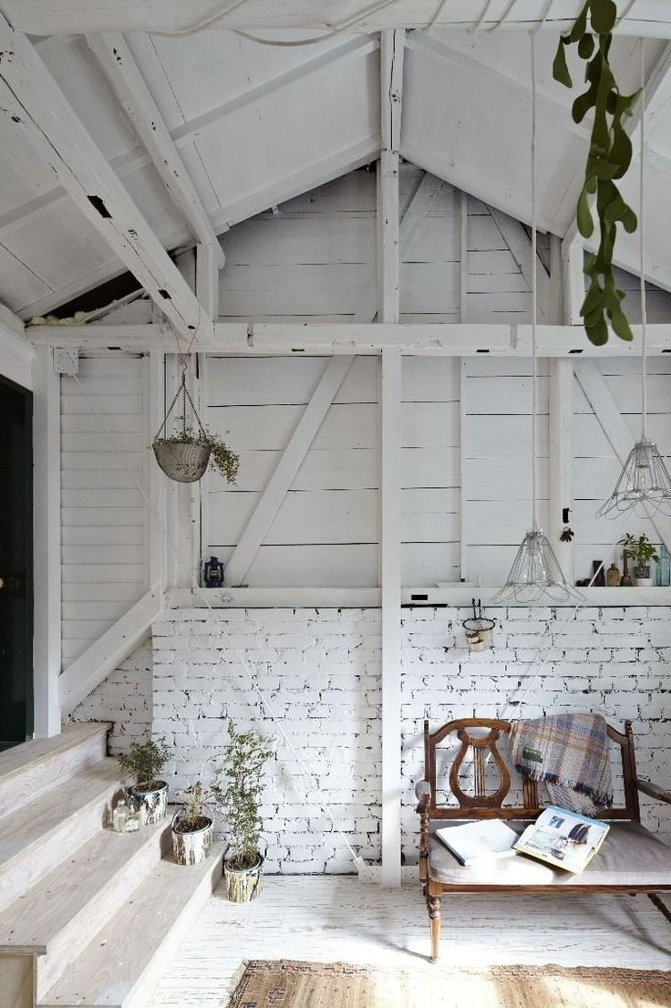 Converting sheds into livable space miniature homes and spaces - Old Shed Converted Into A Porch Lovely