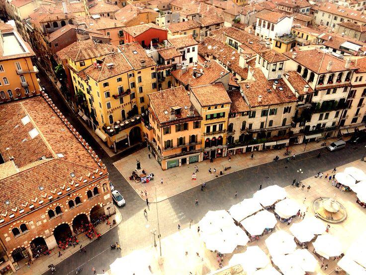 ベローナの街❤️ ロミオとジュリエットの街❤️