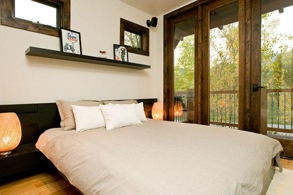 1000+ Bilder zu Tiny house auf Pinterest Hütten, Kleine Häuser und - kleines schlafzimmer fensterfront