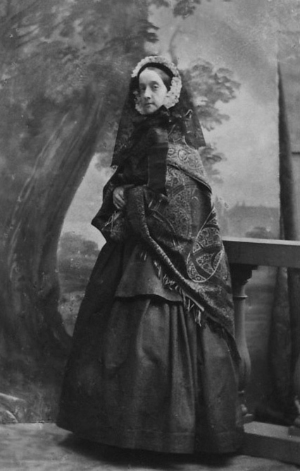 Her Imperial and Royal Highness The Princess of Joinville (1824-1898) née Her Imperial and Royal Highness Princess Francisca of Brazil, Infanta of Portugal