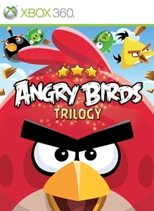 Angry Birds Trilogy XBOX 360 Your #1 Source for Video Games, Consoles & Accessories! Multicitygames.com