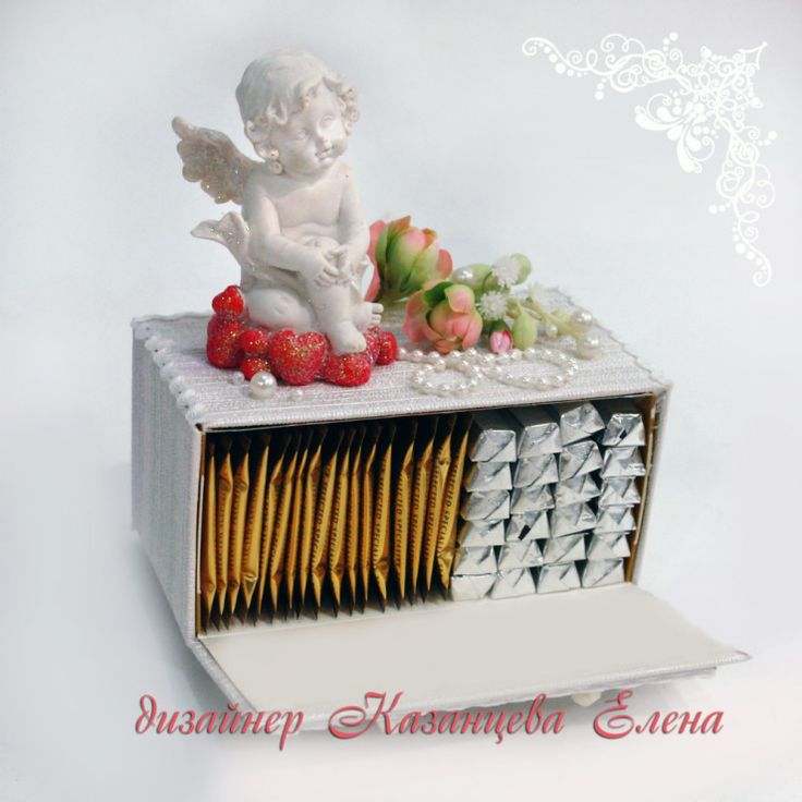 Gallery.ru / Фото #53 - шоколадки, презенты, оформление подарков - kazantceva