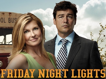 "Friday Night Lights. It's not on anymore, but I could Netflix it. Is ""Netflix"" a verb? Sometimes?"
