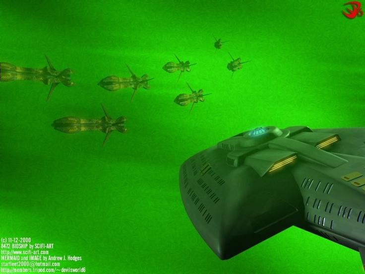 Engaging Species 8472