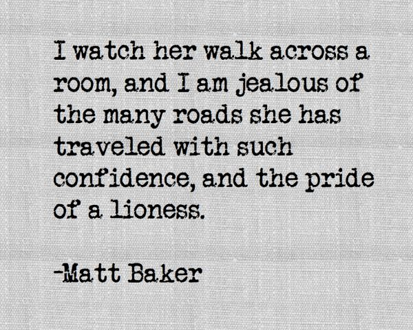 15 Love Poems & Quotes From Hunky Instagram Poet Matt Baker | YourTango