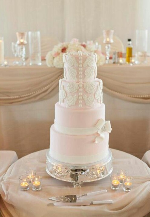 ivory and blush pink wedding cakes 17 best images about blush and ivory wedding on 16535