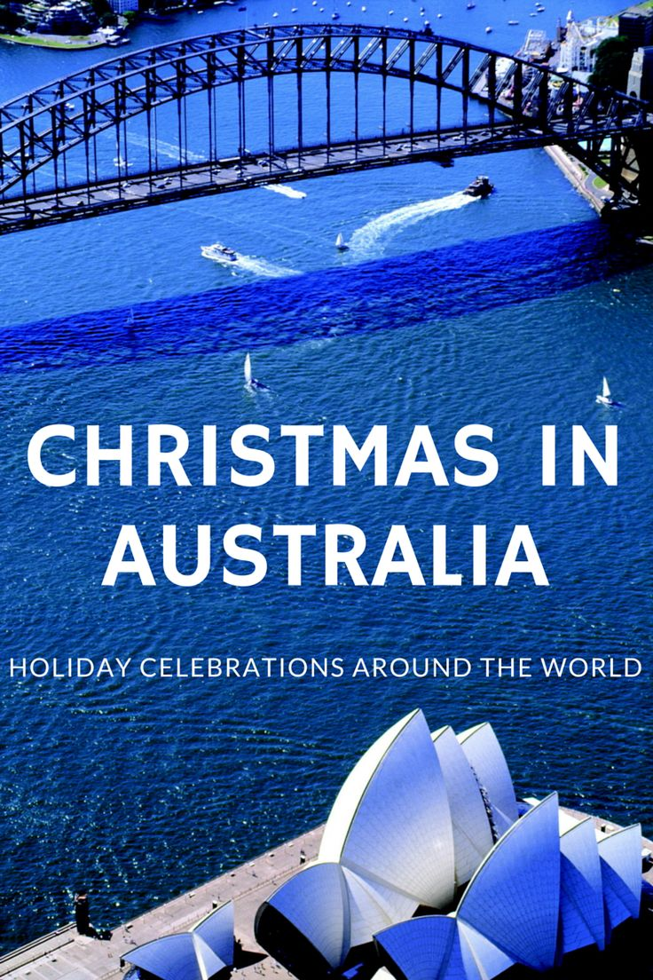 It's Christmas week and we're continuing our Holidays Around the World Series by heading down under to see how they celebrate Christmas in Australia. I'm excited to have Paula from Contented Traveller sharing the Australian holiday traditions with us. Christmas in Australia Christmas in Australia is a little different than in the northern hemisphere as here it is summer. Schools have closed for the 6 weeks of summer holidays, and many people take time off work to take advantage of the…