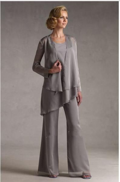 dressy pant suits for wedding guest Dressy Pant Suits For A Wedding Vosoicom Wholesale 2012 New Arrival Elegant Chiffon Mothers of Bride amp