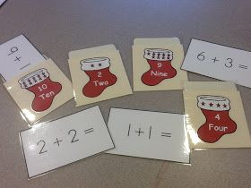 Adventures in Tutoring and Special Education: Holiday Math
