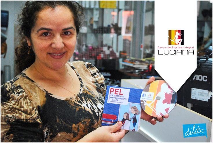 Participante: Luiza Gonzalez Diseña : Raul Toledo  Ejecuta: Codem Consultores Administra:Camara de comercio industrias de Iquique. Cofinancia: Corfo   www.dilabstudios.com