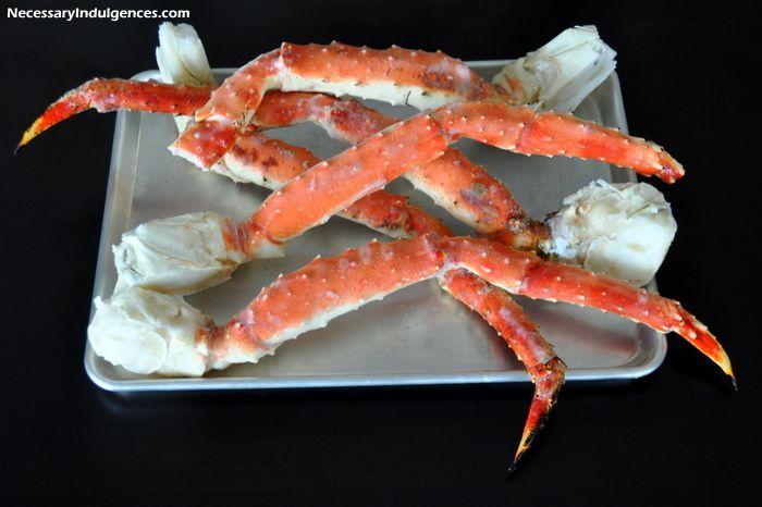 King Crab Leg Feast - Great Deals at www.AlaskaKingCrabs.com