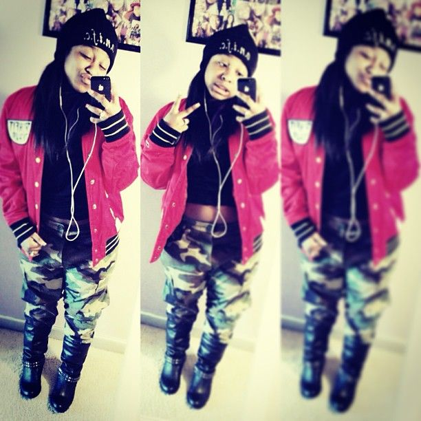 Reginae Carter ♥ | Real Girl Swaq | Pinterest | The o'jays ...