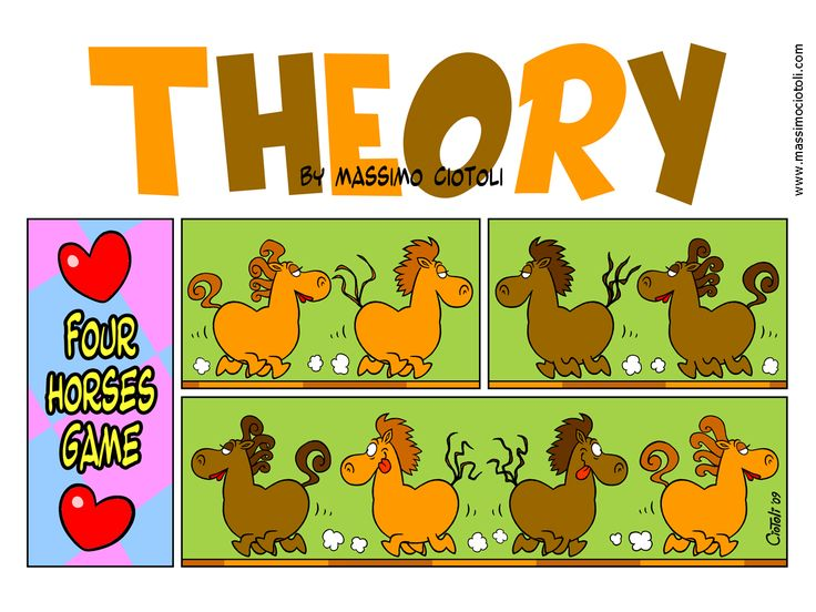 Theory - Four Horses Game