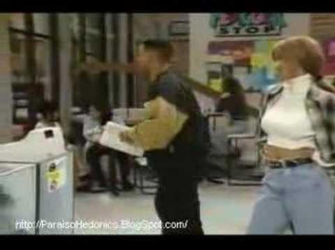 Tyra Banks -The Fresh Prince of Bel-Air 1 - YouTube