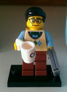 Lego Mini Figures Serie 7 sind da