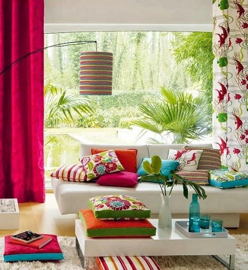 #decoración #colores #hogar