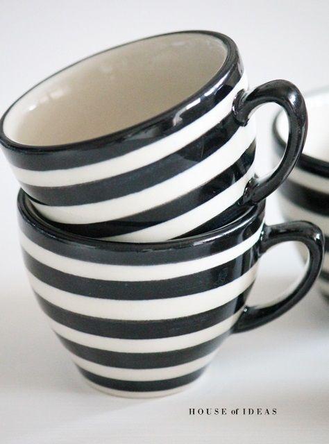 Polish pottery HOUSE of IDEAS Espresso cup