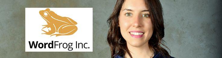 Melanie Bernier of WordFrog Inc., Mompreneur® ELITE Member