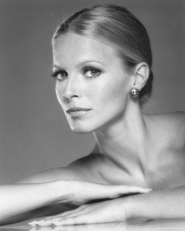 Cheryl Ladd 1970s. Smooth, sophisticated hair