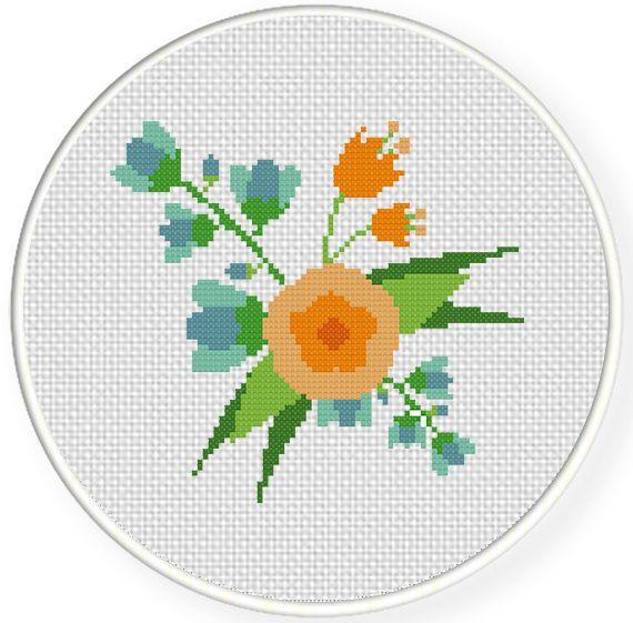 Mejores 286 imágenes de Geométrico en Pinterest   Punto de cruz ...