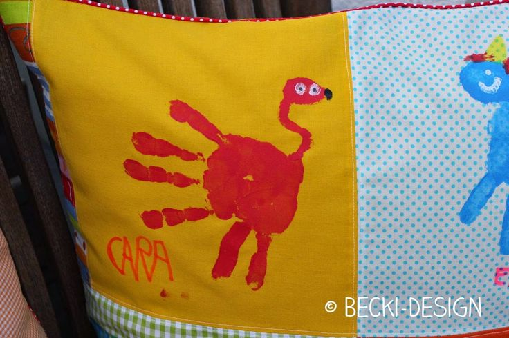 Becki-Design: Abschiedsgeschenk Kindergarten