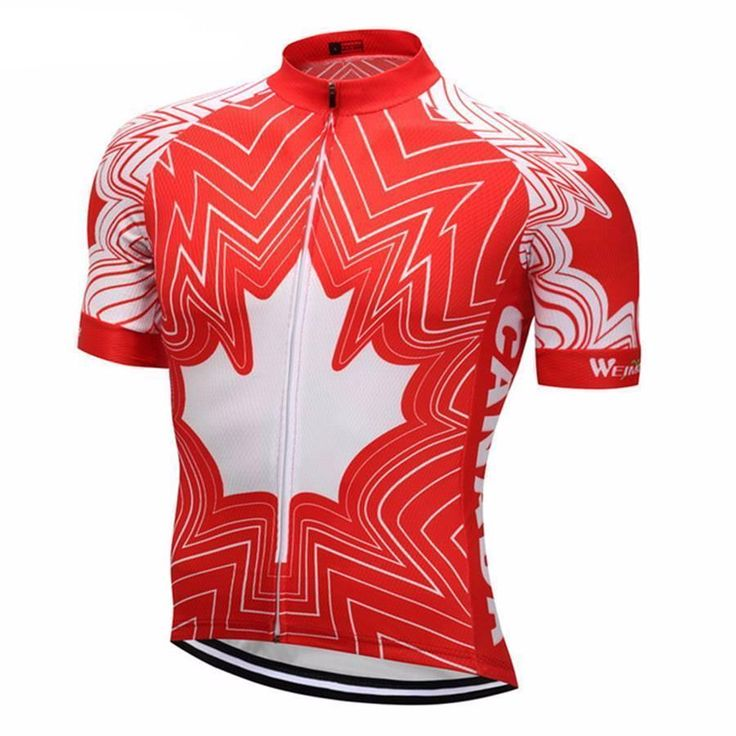 Canada Maple Leaf Pro Red Cycling Jersey [70% Discounts] – Online Cycling Gear