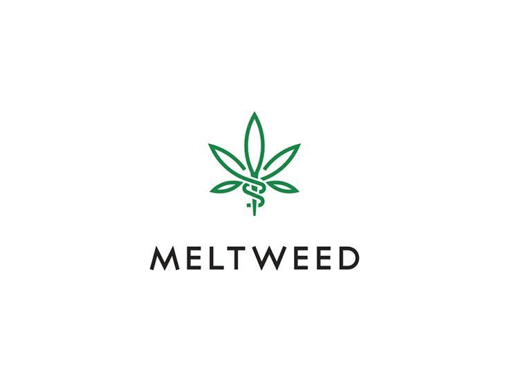 Best Marijuana Branding Images On Pinterest Cannabis Logo